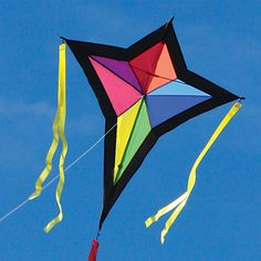 ITW Cross Diamond Kite