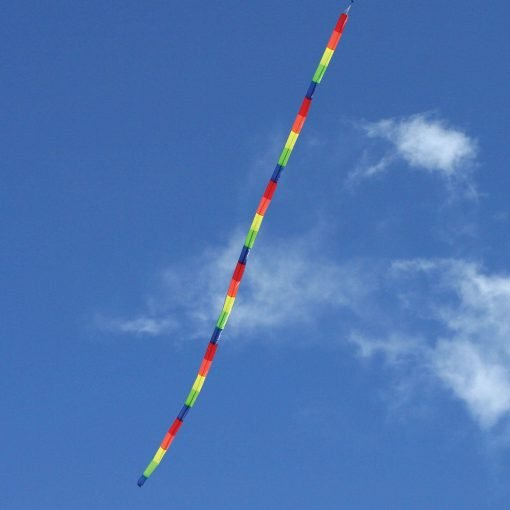 Kite Tube Tail Rainbow
