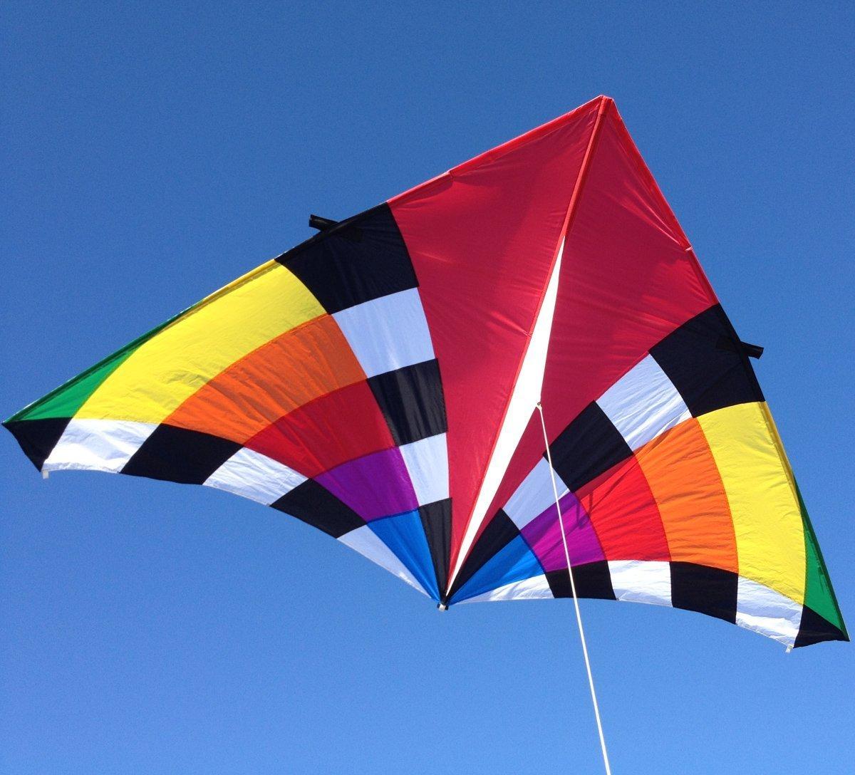 delta kite assembly instructions