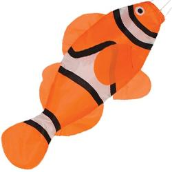 clown fish windsock HQ