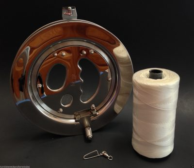 Stainless Steel Kite Reel