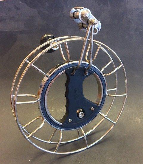 kite reel stainless steel
