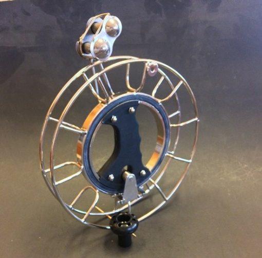 stainless steel kite reel