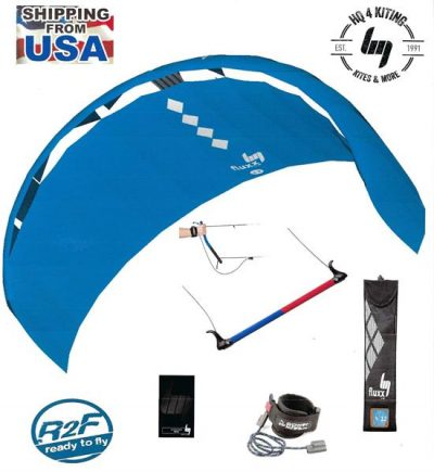 HQ4 Fluxx 2.2 Power Trainer Kite