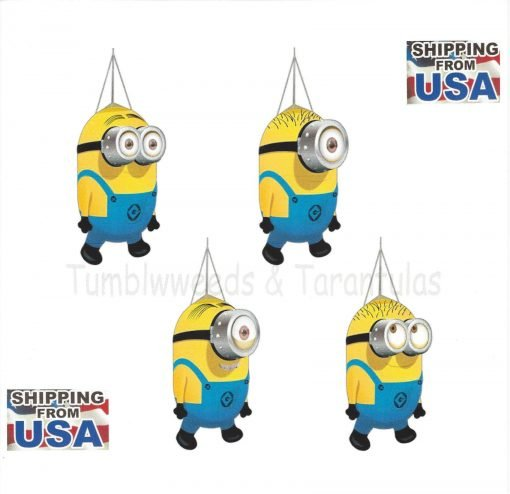 Despicable Me Minion Windsocks