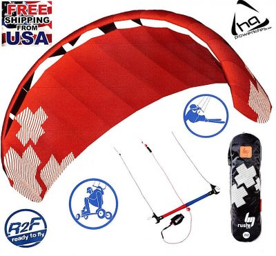 HQ4 Rush Pro-350 Trainer Kite