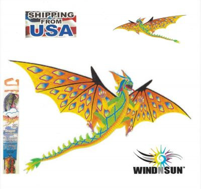 Dragon Kids Kite