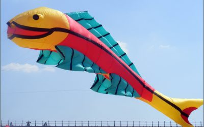 The High Flying History of Kites