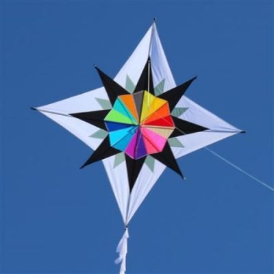 Enif Star Large Kite