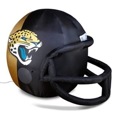 Jacksonville Jaguars Inflatable Helmet