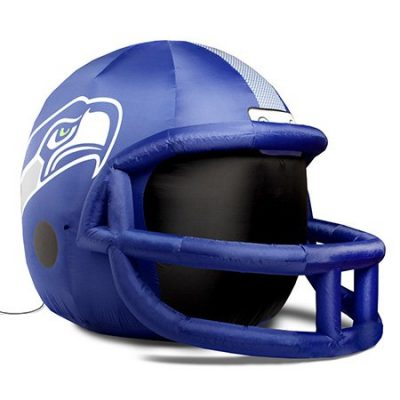 Seattle Seahawks Inflatable Helmet
