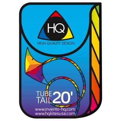 HQ Kite Tube Tail Rainbow